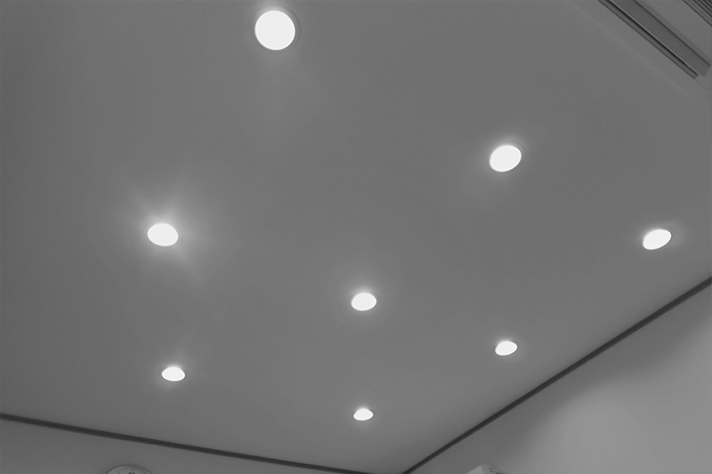 工事事例 LED等照明交換取付